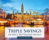 triple holiday savings with amawaterways